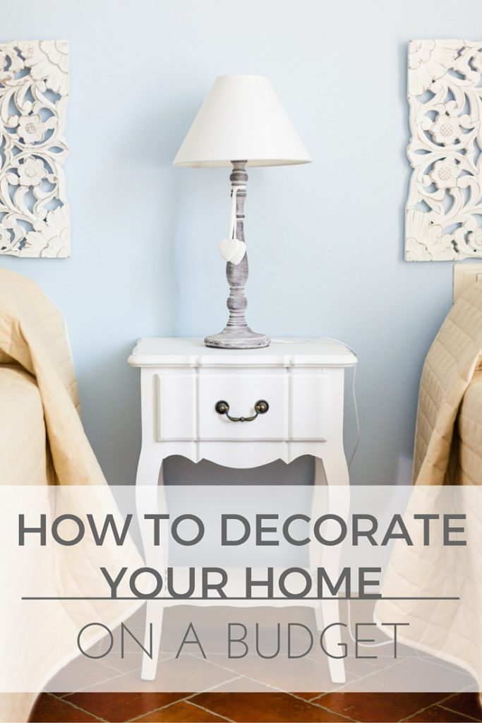 Making a house a home on a budget how to decorate on a - Decorating on a budget ...